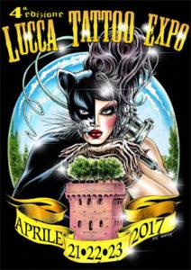 Scarica la brochure Lucca Tattoo Expo 2017
