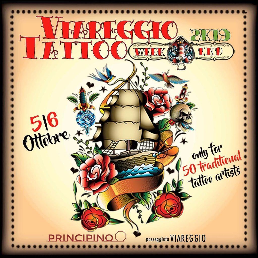 Viareggio Tattoo Weekend 2019 Viareggio
